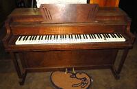 PIANO ET ORGUES