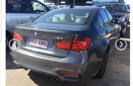 Bmw f80 m3 f30 m4 wrecking s55 twin turbo Seven Hills Blacktown Area Preview