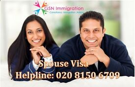 VISA IMMIGRATION ADVICE FOR SPOUSE VISA EEA PR ILR TIER 4 SAME DAY SERVICE - FREE LEGAL ASSESMENT