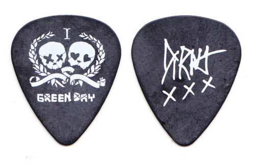Green Day Mike Dirnt Signature Guitar Pick - 2010 21st Century Breakdown Tour