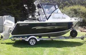 5m Seascape Viking 2012, excellent condition, plus many extras!