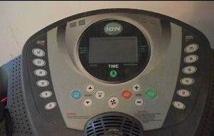 ION Treadmill Incline / Heart Monitor