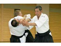 Aikido classes in Edinburgh