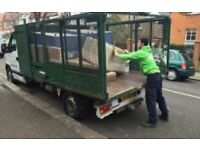 Waste collection rubbish same day service office/household buisness cheap removal man&van clearance