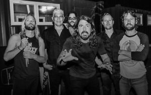 Foo Fighters: Concrete and Gold tour - 2 tickets!