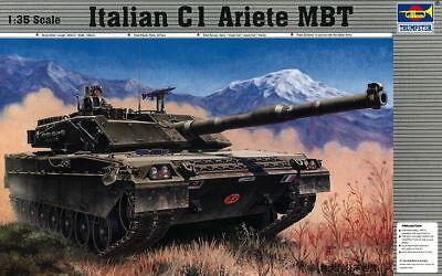 Trumpeter 00332 - 1:35 Italienischer Panzer C-1 Ariete - Neu