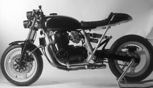 Motorcycle repairs - Vintage and Current - ACP Customs
