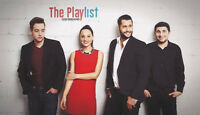 The Playlist : Groupe de musique Top 40