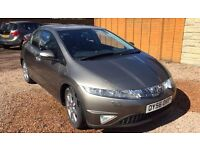 Honda Civic 1.8i-VTEC 2006 GREY PETROL MANUAL SPORT
