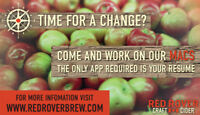 Bartender/ Farmers Market Rep Wanted