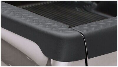 """72-41451 Textured 6/'4/"""" Bed Rail Caps Top Cover Protector For 2002-2008 Dodge Ram"""