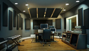 Primacoustic Acoustic Panels, Diffusers, Bass Traps and more!