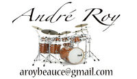 Batteur disponible