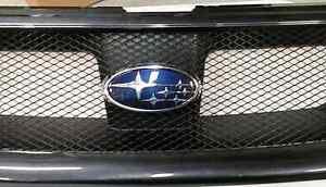New Factory sport mesh grill for subaru XV Crosstrek 2013.-2015