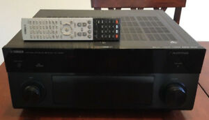 YAMAHA AVENTAGE RECEIVER RX- A1030 Powerful Sound Solid Mint