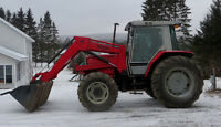 tracteur Massey Furgeson 3070 4x4