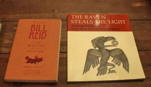 Bill Reid - The Making of an Indian + The Raven Steals the Light