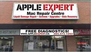 Apple Macbook repair center Calgary | Same Day repair