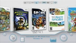 Looking For Wii Games!