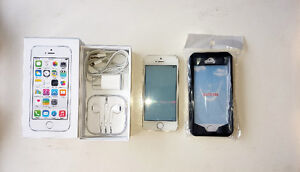 Unlocked Apple iPhone 5s 16GB Smartphone (Telus & Koodo)