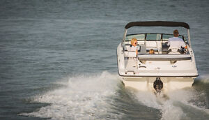 New Non-Current Sea Ray Approx  $160 bi weekly with trailer Kawartha Lakes Peterborough Area image 9