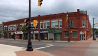 1800 sq ft Commercial unit Available in up Town Kingsville