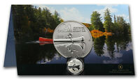 2011 $20 Canoe - Royal Canadian Mint - RCM