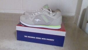 for sale size 11 women's Kangaroo sneakers NEW asking $15.00