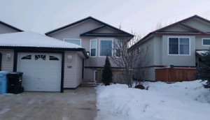 Fully Furnished 4 BDRM 3 Bath Timberlea All utilities included