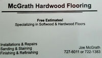 McGrath Hardwood Flooring