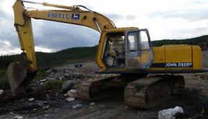 690 ELC Excavator