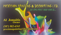 Experienced Residential/Commercial Painters