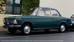 Looking for: 1968 - 1976 BMW 2002