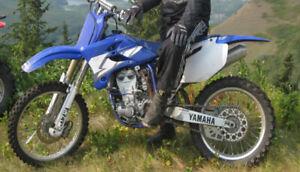 2005 YZ450F Dirt Bike