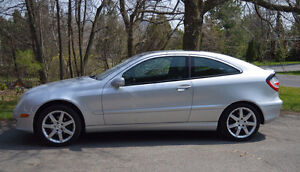 2005 Mercedes-Benz C230 Kompressor