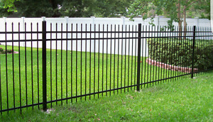 Looking for 100' used/new Aluminum or Steel Fence 100'