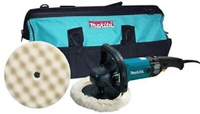 "7"" Polisher Kit with Foam Pad MKT-9237CX2 Brand New!"