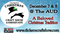 24th Annual Dickens Christmas Craft Show