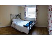 bed frame + memory foam mattress