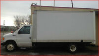 2006 Ford E450 Diesel - Aluminum box - $6700 Make an offer today