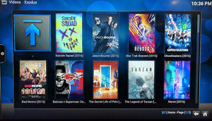 RSB PI 3 Media Center  - cut out the cable bill with kodi