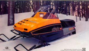 looking for skidoo citation 3500