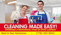 Full Home Deep Cleaning, Home Cleaning Services in Vancouver !!