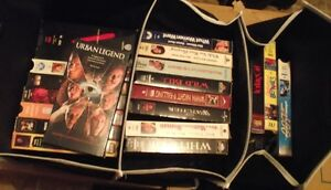 VHS Tapes - Over 200! All original, no home recordings