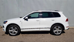 2014 Volkswagen Touareg for Auction!