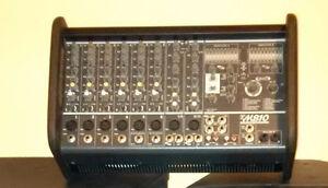 YORKVILLE M810-2 - POWERED BOX MIXER