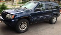 Jeep Grand Cherokee 2000 Limited Edition Fully Loaded