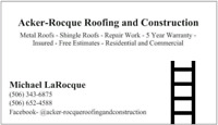 Looking for a new roof or repair