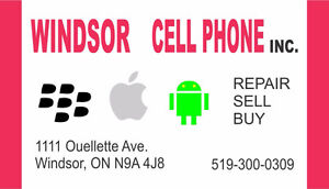 Windsor Cell Phone Inc. Selling New and Used Phones Windsor Region Ontario image 4