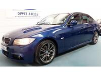 2012 61 BMW 3 SERIES 2.0 318D SPORT PLUS EDITION 4D 141 BHP DIESEL
